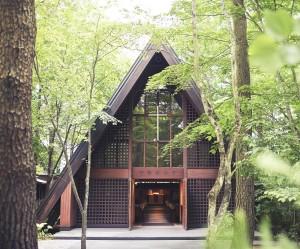 【教会一覧ページ用】軽井沢高原教会画像