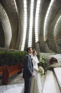 ホテルブレストンコート会場ページ内石の教会画像