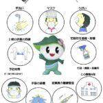 新型コロナウイルス感染症予防対策「軽井沢版ガイドライン」